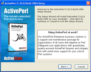 activeperlsetup